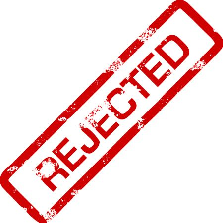 How to write job rejection letters
